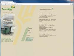 Transmärka Website