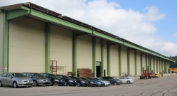 Referenzbild: WLAN Ausleuchtung Lagerhallen 1
